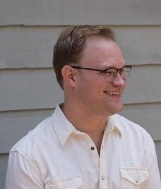 Graham Hoppe author photo