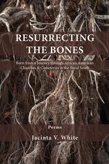 Resurrecting the Bones Jacinta White book cover