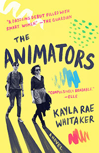 The Animators Cover_Karla Rae Whitaker