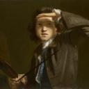 Joshua Reynolds, Self Portrait, ca. 1747-49