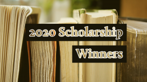 2020 Scholarship Winners