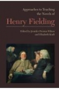 Approaches to Teaching the Novels of Henry Fielding book cover