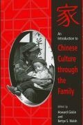 An Introduction to Chinese Culture through the Family book cover