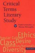 Critical Terms for Literary Study, Second Edition book cover