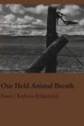 Our Held Animal Breath book cover