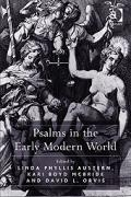 Psalms in the Early Modern World book cover